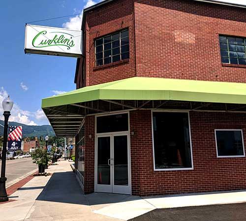 Curklin's Building